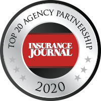 SecureRisk awarded Top 20 Agency Partnership for 2020